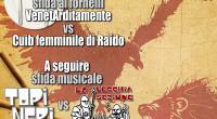 """FORNELLI BOLLENTI – """"IL RITORNO"""" Contest culinario/musicale – 1° edizione Sabato 2 Maggio – Peschiera del Garda (Verona) ore 18.00 sfida ai fornelli: VenetArditamente vs […]"""