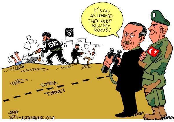 isis turchia erdogan