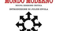 """(a cura del Centro Studi Aurhelio) A prima vista la copertina della nuova edizione de """"La crisi del mondo moderno"""" di Rene Guenon ci ha […]"""