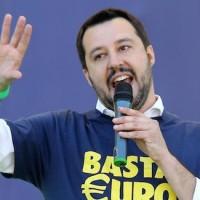 Magistrati, scagnozzi di Bruxelles contro Salvini