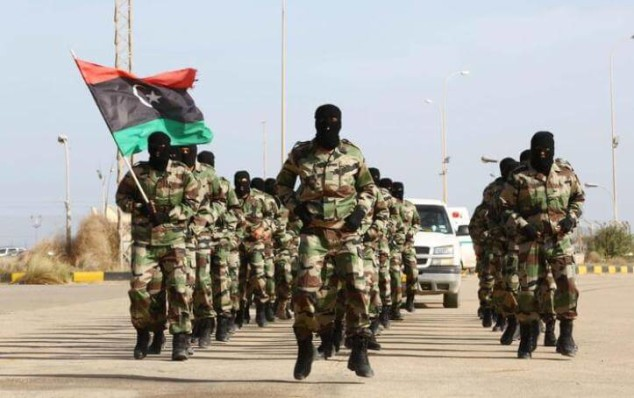 Il Daesh in Libia. Indovinate grazie a chi?