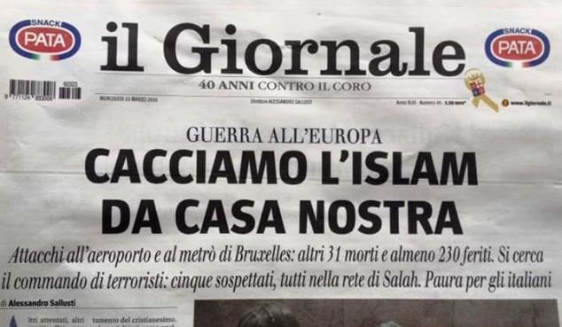 Chi dovremmo cacciare dall 39 italia azione tradizionale for Articoli casa