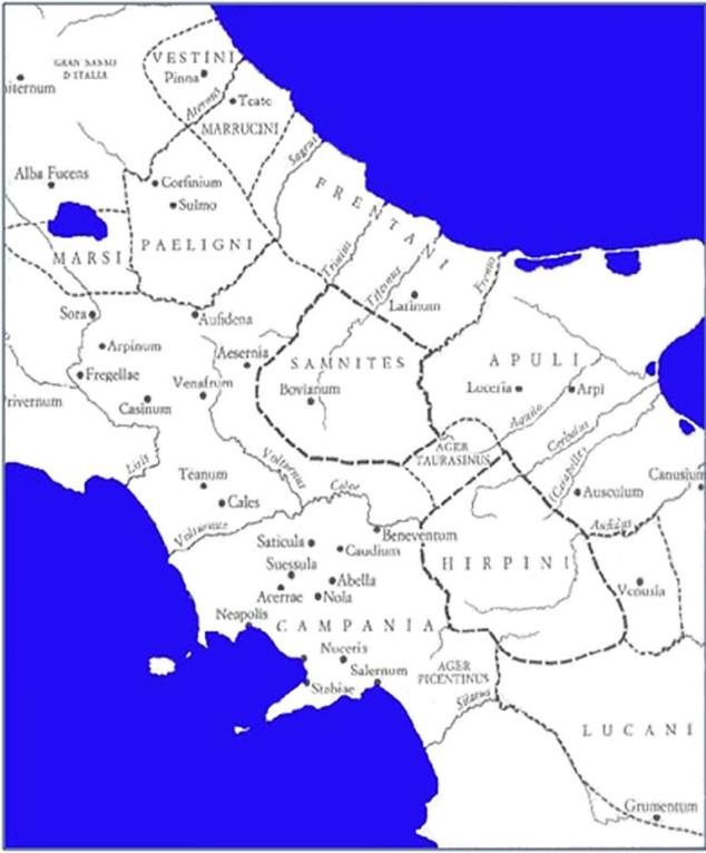 07-Aree-occupate-dai-Sanniti-e-dalle-popolazioni-confinanti-Salmon-1995-768x928