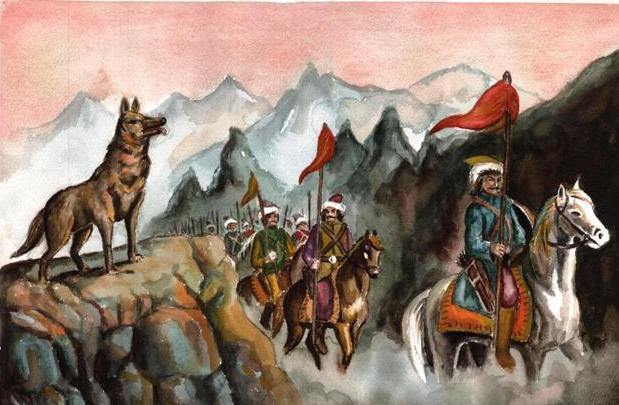 lupo-guida-guerra-simbolismo