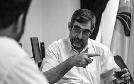 Il generale di brigata in pensione Mohammad Ali Falaki