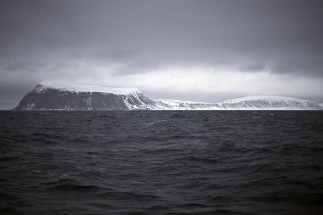 Hopen, isole delle Svalbard