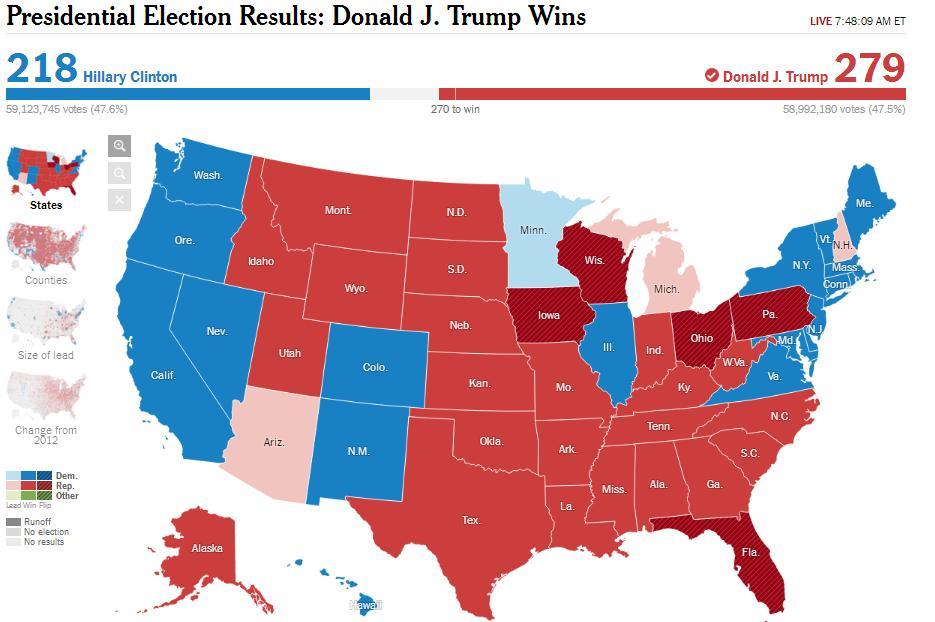 elezioni-usa-2016-trump-clinton