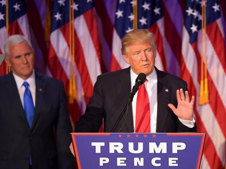 Piano con gli entusiasmi: dietro Trump c'è il neo-con Pence...