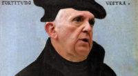 Non può fare il Papa un tizio che riabilita la figura marcia e lercia di Lutero e auspica un cammino comune con chi ha rinnegato […]