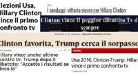 (a cura della redazione di AT) 09/11/16 – Non si pensi di certo che Trump alla presidenza a stelle e strisce cambi qualcosa: i veri […]
