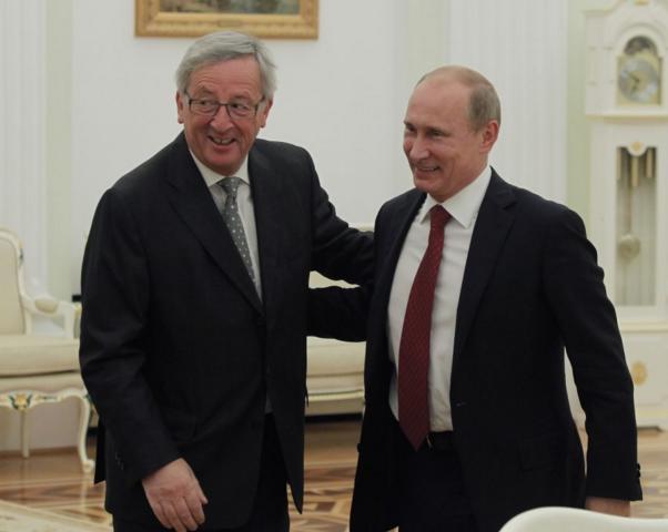 Juncker cambia strategia e apre alla Russia. Effetto Trump?