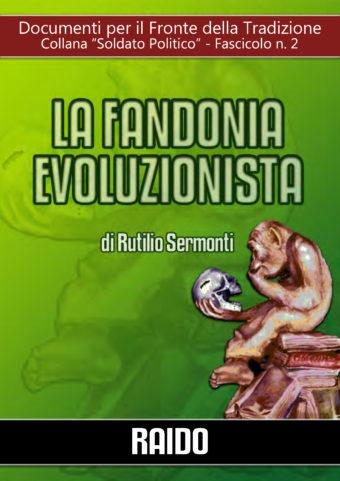 2 La fandonia evoluzionista