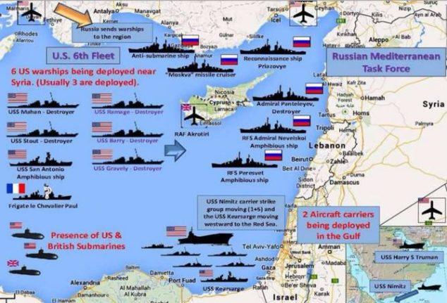 Mediterraneo conteso