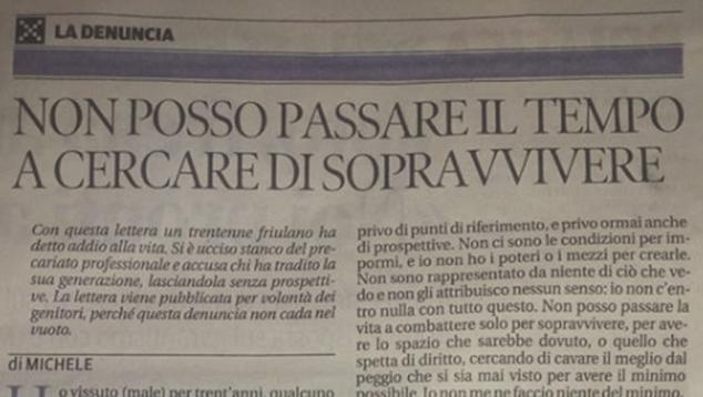 Messagero Friulano Veneto