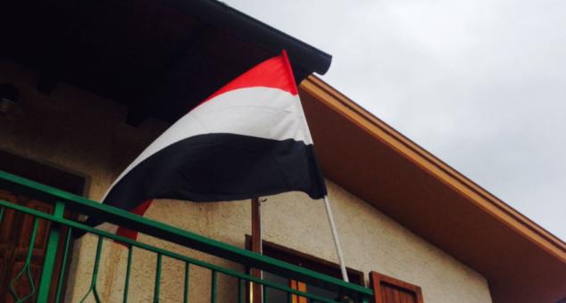bandiera della Tradizione