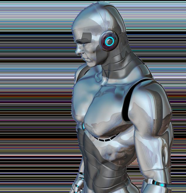 uomo-robot-intelligenza-artificiale