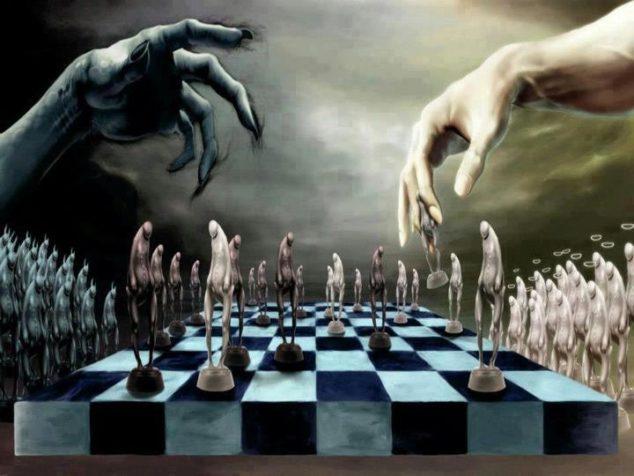 la guerra occulta