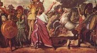 Roma non avrebbe mai potuto assurgere a tanta grandezza se non avesse avuto in qualche modo origine divina, tale da offrire, agli occhi degli uomini, […]