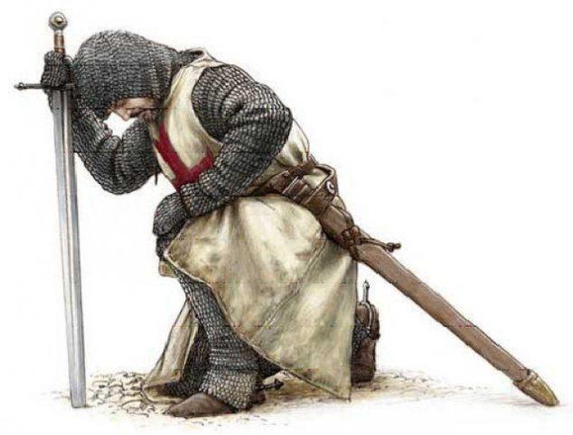 cavalieri-templari-cristianesimo-medioevo-genuflessione-ordine