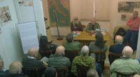 (www.rsilazio-blogspot.it) – Si è svolta la mattina di domenica 9 Aprile 2017, nella sede romana dell'Associazione Nazionale Volontari di Guerra, la presentazione del nuovo […]