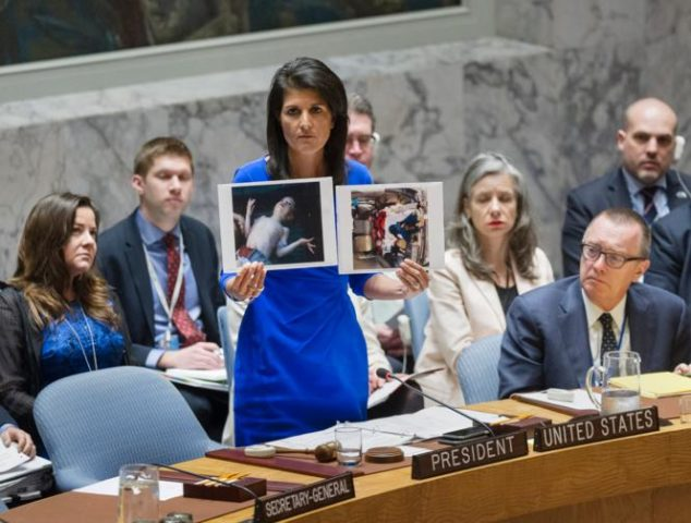 onu-nikki-hailey-prove-attacco-gas-siria-assad-russia-usa