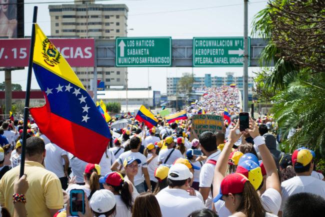 venezuela socialismo democrazia benessere