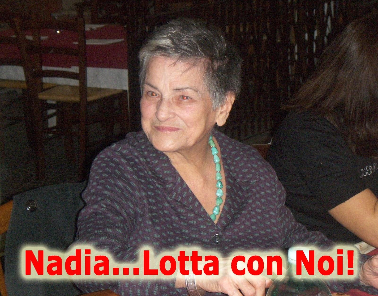 Ausiliaria Nadia Sala