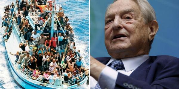 Soros immigrazione