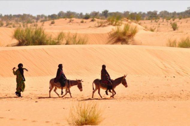 nomadismo popoli migrazioni deserto