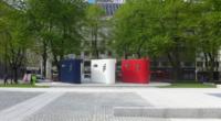 Un artista a Oslo crede di aver fatto un omaggio alla Rivoluzione Francese: 3 cessi, tricolori, ognuno con un motto rivoluzionario all'interno del quale mentre […]