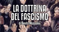 """NOVITA' EDITORIALE RAIDO Per i Documenti per il Fronte della Tradizione, collana Mistica del Fascismo, """"La Dottrina del Fascismo di Benito Mussolini. Documenti per il […]"""