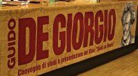 A circa sessant'anni dalla morte di Guido De Giorgio – avvenuta il 27 dicembre del 1957 a Mondovì (Cuneo) – si è tenuto a Roma, […]