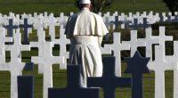 (a cura della redazione di AT) Il 2 novembre scorso, per la ricorrenza dei defunti, Papa Bergoglio, dopo aver visitato il sacrario delle Fosse Ardeatine, […]