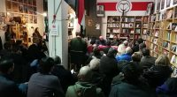 """Sabato 20 gennaio, da Raido, è stato presentato il libro di Julius Evola """"Ernst Junger. Il combattente, l'operaio, l'anarca"""". Già presentata a Firenze e in […]"""