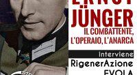 SABATO 3 FEBBRAIO 2018, ORE 18:30 @Catanzaro, Via Francesco Fiorentino 19 presso la sede della Comunità Militante Furor Presentazione del libro di Julius Evola: ERNST […]