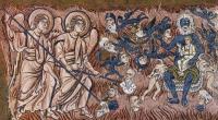 """Roma fu argine e diga, katekhon, per l'incessante cavalcata dell'Anticristo, ossia """"l'uomo iniquo, il figlio della perdizione, colui che si contrappone e s'innalza sopra ogni […]"""