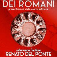 Evento | La Religione dei Romani (con Renato Del Ponte)
