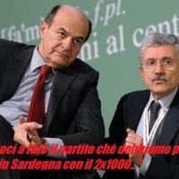 Fate il partito di corsa, altrimenti niente soldi degli italiani!