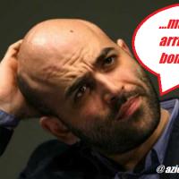 Saviano tace sui Palestinesi, aspettando il bonifico…