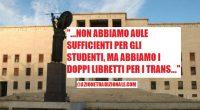 La Sapienza, storica università romana, oramai da anni decaduta, è piena di problemi: infrastrutture, mancanza di servizi, aule stracolme, docenti introvabili, caporalati e baronati, etc. […]